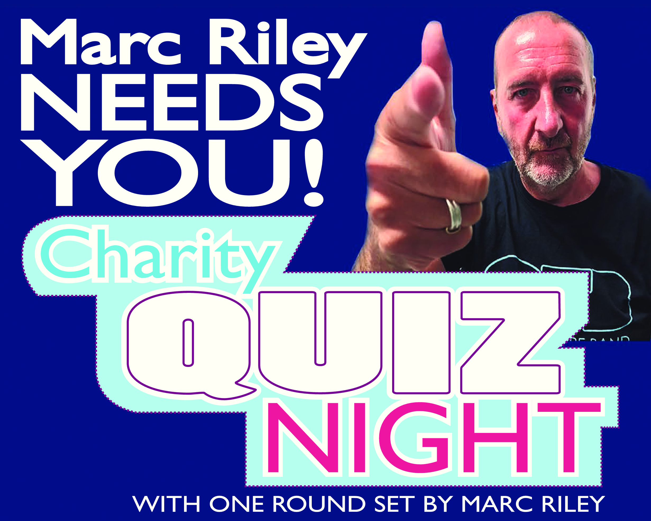 Marc Riley Needs You